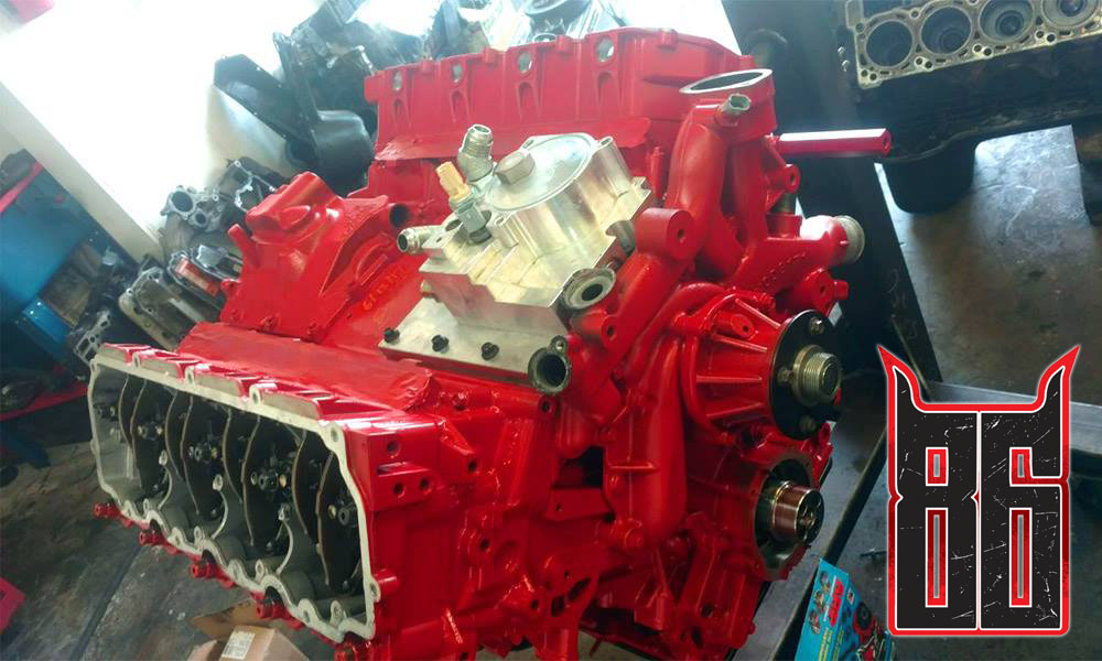 Ford 6.0L Engine Rebuilds