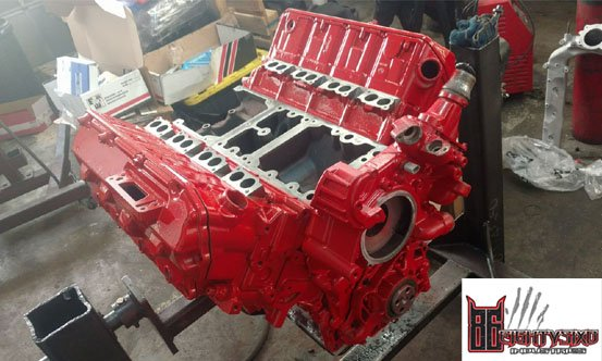 Ford Powerstroke Engine Repair Builds